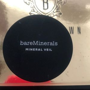 Bare mineral brand new Mineral veil